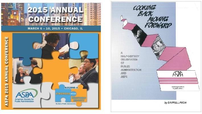conférence ASPA Chicago 2015